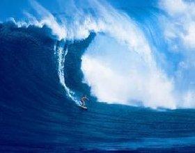 Como Paddle Out em um Big Surf em um Longboard
