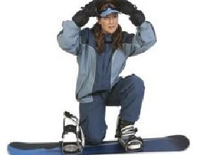 Como remover um rack Snowboard Bindings