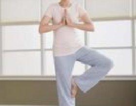 Asanas Yoga para os tornozelos