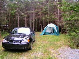Acampamentos em Wexford County, Michigan