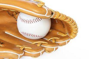 Presentes do bebê de beisebol