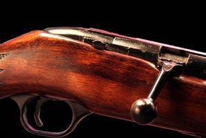 Como ajustar o gatilho de uma Remington 504