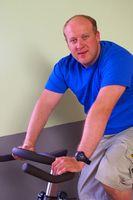 Como adicionar resistência a um caseiro Exercício de bicicleta