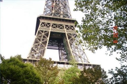 Como para jantar na Torre Eiffel