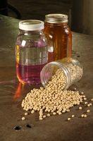 Usa para Farinha de Soja