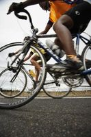 Como faço para obter uma garrafa de água fixo para uma bicicleta?