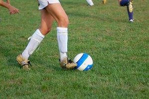Velocidade de Futebol e Formação agilidade com a bola