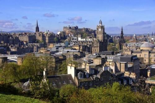 Como viajar para a Escócia De Londres, Inglaterra