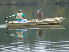 Bass Fishing em Técnicas Florida