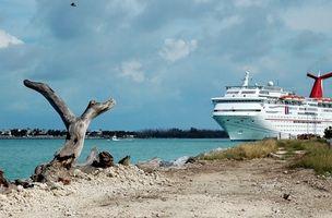Carnival Cruise Line lista dos navios
