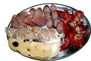 Como fazer um Meat & Cheese Platter
