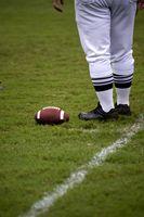 Regras da NFL sobre o uso de próteses