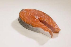 O que Temperos são boas para usar em Salmon Fish?