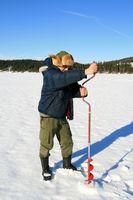 Como ligar um peixinho para pesca no gelo