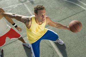 Boas maneiras de aumentar a chance de fazer um time de basquete