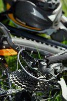 Como substituir um cabo de engrenagem da bicicleta