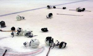 Como ganhar uma luta Hockey