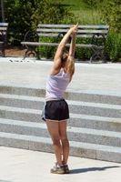 Como prevenir cãibras musculares em clima quente
