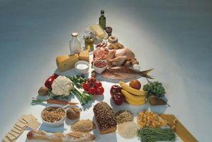 Alimentos que não são uma fruta ou vegetal