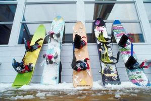 Como montar um Snowboard