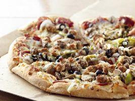 Como manter Pizza Quente