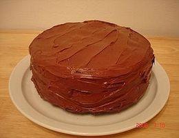 Como fazer Chocolate Glacê Buttermilk