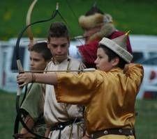 Como String a Bow Mongol