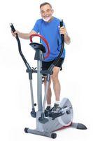 As melhores máquinas de exercício para pessoas com mais de 50