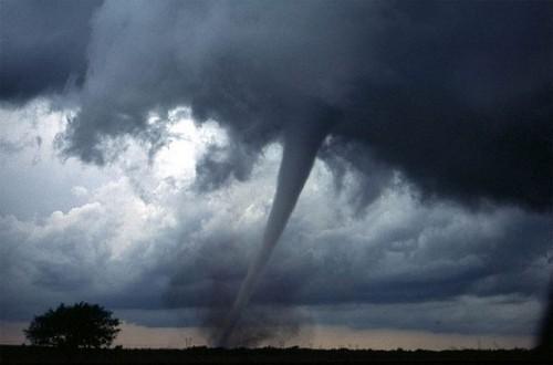 O que é um Tornado Watch?