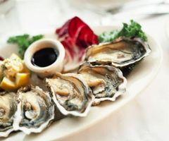 Que tipo de ostras são boas para comer?