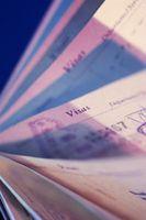 Que formas são necessários para um visto de turista?