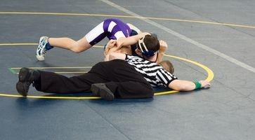 Como reparar uma esteira Wrestling