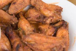 Como fazer asas por ebulição em Beer & Then Grelhar