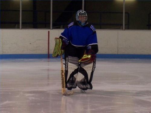 Como escolher um Ice Hockey Goaltender vara
