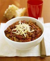 O Beans são usados para fazer Chili?