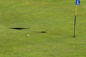 Como Fazer um Golf exterior Putting Green