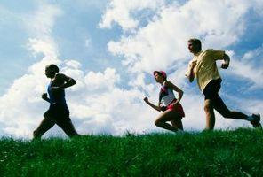 Como Aumentar a ingestão de oxigênio Quando Jogging