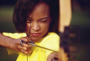 Como a atirar Legolas