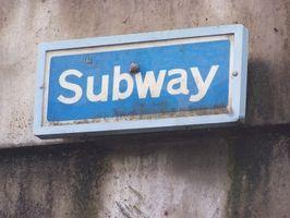 Coisas negativas sobre Nova York Subways