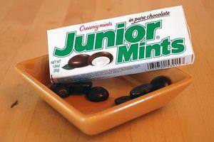 Júnior Mints nutrtion Facts