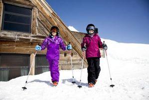 O Melhor capacetes de esqui para crianças