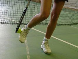 Como contar calorias queimadas de jogar tênis