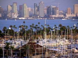 San Diego Hotéis com estacionamento Cruise
