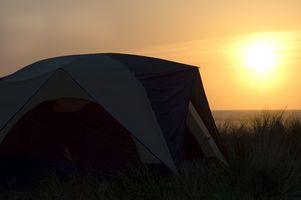 Acampamentos na Costa do Golfo em Alabama