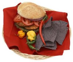 Como fazer um Burger Vegan