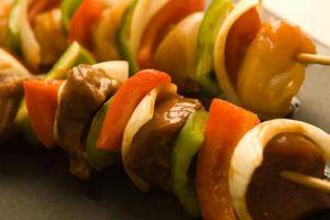 Como cozinhar carne Dicas: Pimentão com cebola