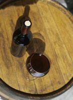 Lista de diferentes tipos de Vinho