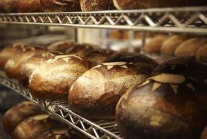 Como corrigir Pão Quando você não adicionou fermento suficiente