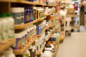 White Lightning Informações Nutricionais