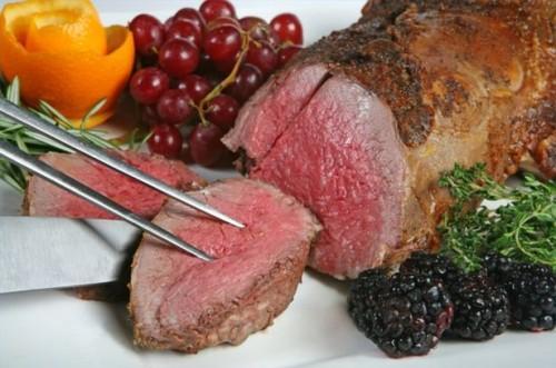 Como cozinhar carne Elk
